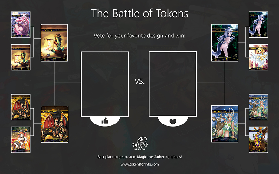 Vote for the best custom manga token and win! image