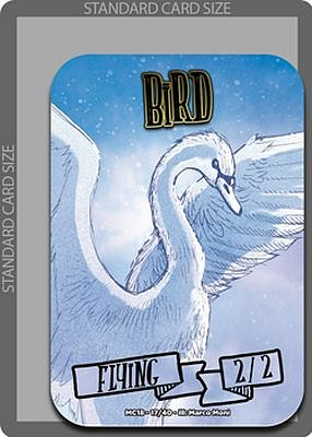 Bird MTG token 2/2