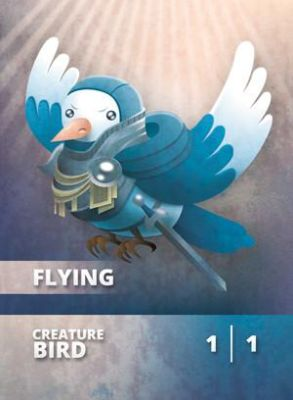 Bird MTG token 1/1